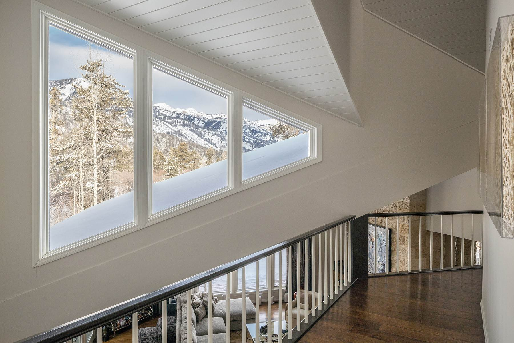 14. Single Family Homes for Sale at Western Sophistication 3205 N Teton Pines Dr Wilson, Wyoming 83014 United States