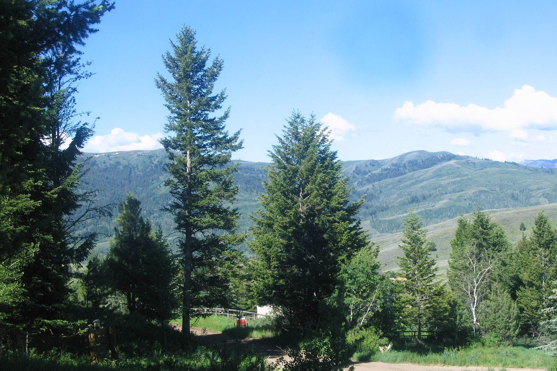 Land for Sale at Secluded Getaway 6250 S Juniper Lane Jackson, Wyoming 83001 United States